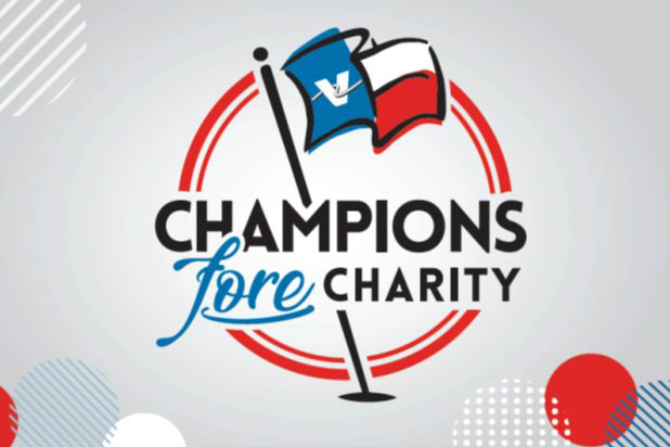 Champions fore Charity Logo