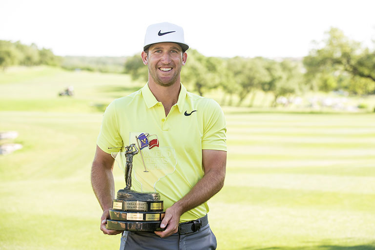 2017 Champion Kevin Chappell