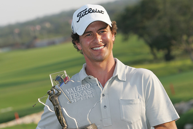 2010 Champion Adam Scott