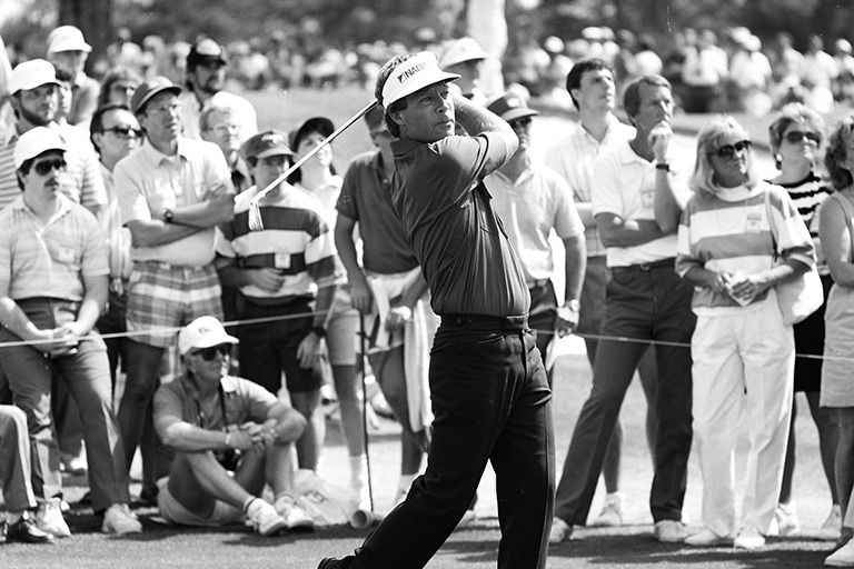 2-Time Champion Ben Crenshaw (1973, 1986)