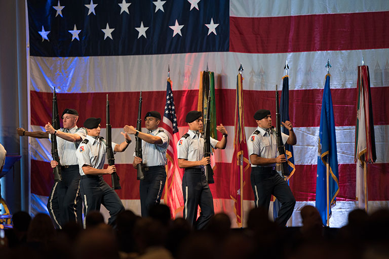 Night to Honor Our Heroes