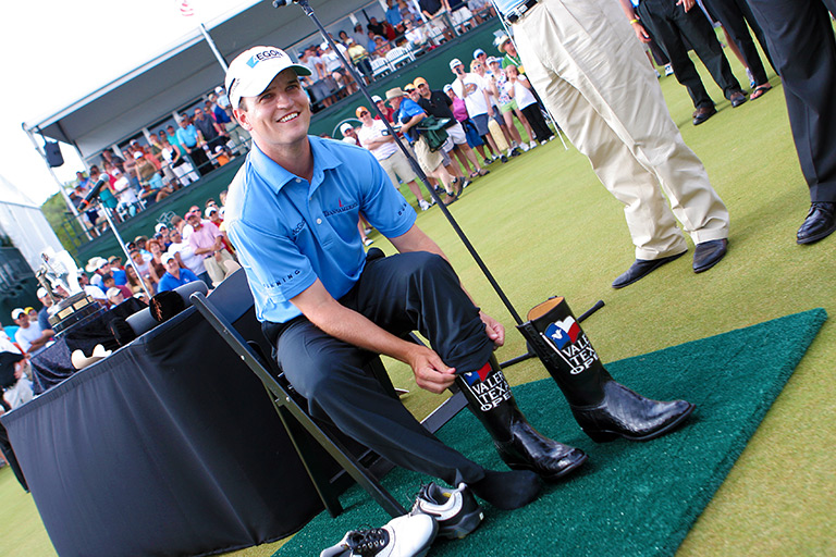 2-Time Champion Zach Johnson (2008, 2009)